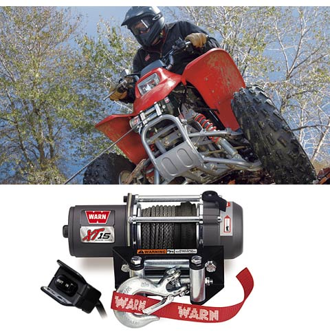 ATV Plow and Winch Accessories